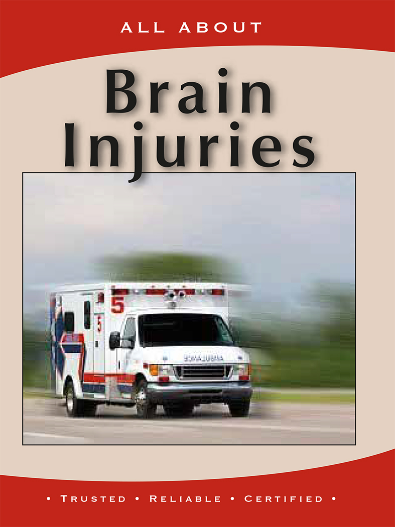 All About BRAIN INJURIES COVER