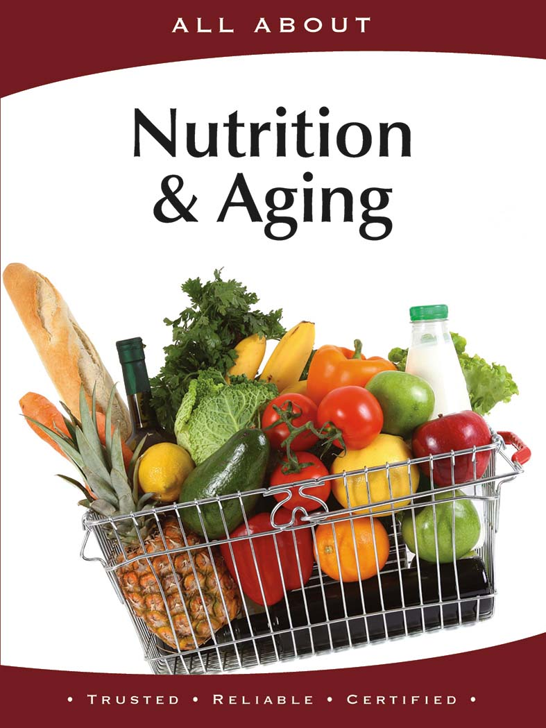 All About Nutrition COVER